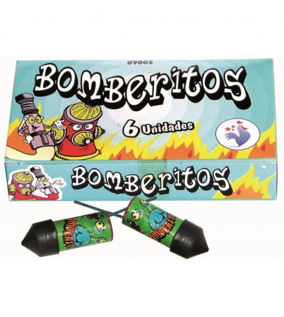 6 BOMBERITOS