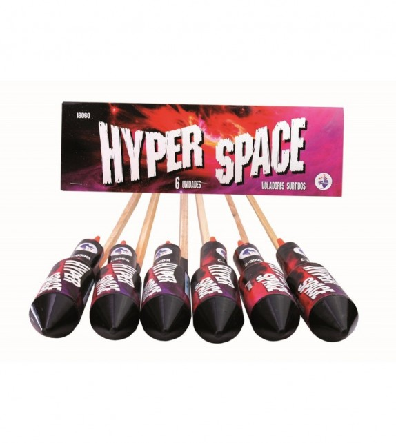 6 VOLADOR HYPER SPACE