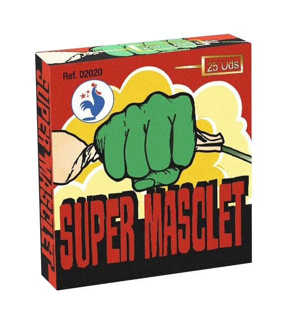25 SUPER MASCLET